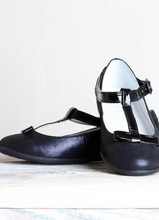 Кожаные туфли lapsi3