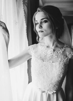 Весільна сукня/свадебное платье ida torez ister