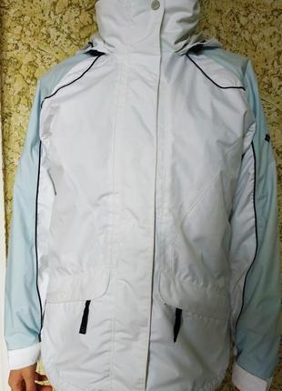 Columbia оригинальная куртка-трансформер идеал