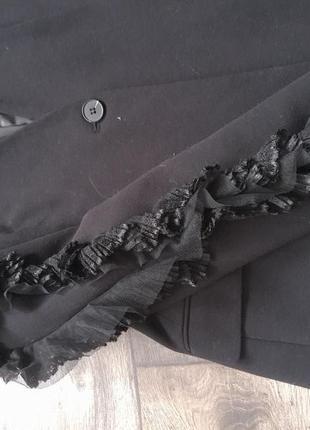 Шикарный супер стильный жакет пиджак блейзер zara. оригинал