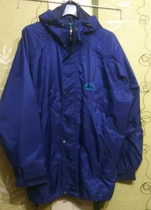 Куртка ветровка helly henson 52-54/4.