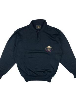 Оригинальный свитер trussardi