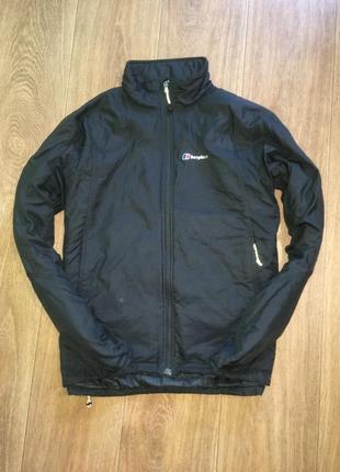 Легкая деми куртка berghaus, оригинал, р-р m