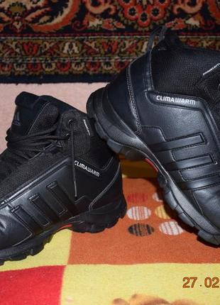 Ботинки зимние adidas eiscol mid pl