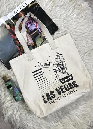 Крутая модная сумка levi's3 фото