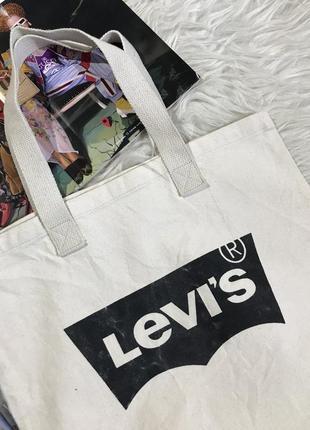 Крутая модная сумка levi's4 фото