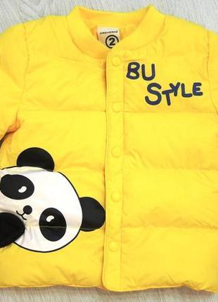 Невероятно модная курточка