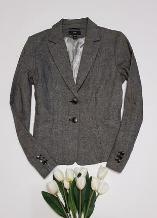 Приталенный пиджак  h&m (огромный выбор пиджаков)