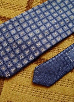 Nina ricci, 100% шелк, оригинал, галстук.