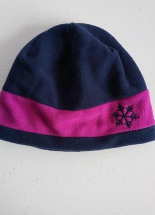 Распродажа!!! флисовая детская шапка шапочка на девочку   walmart