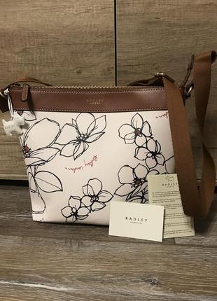 Новая брендовая сумка radley