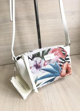 Маленькая сумка на лето от david jones. 4 цвета
