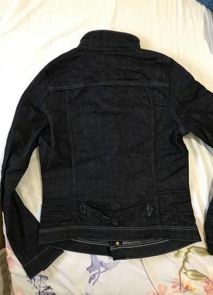 Джинсовый жакет/куртка