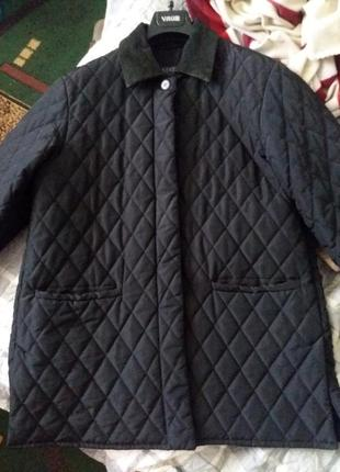 Max mara стёганная курточка весна осень7 фото