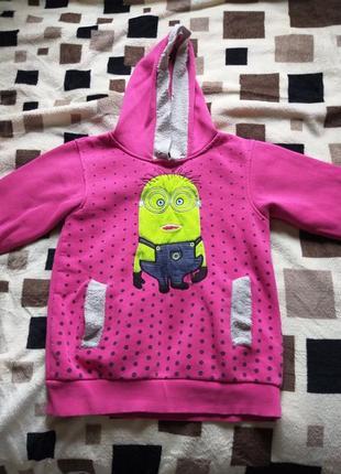 Тепловка туника свитер свитшот