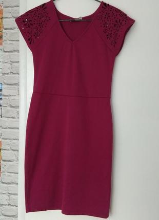Трикотажное платье next р. s
