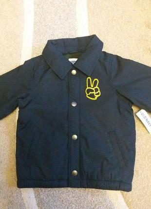 Курточка old navy размер 2t