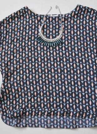 Легкая футболка блуза на лето