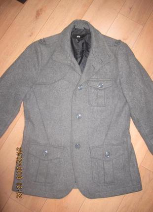 ✓ Мужские пальто в Виннице 2019 ✓ - купить по доступной цене в ... b8623d1b3ee75
