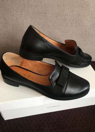 Лоферы badura , туфли