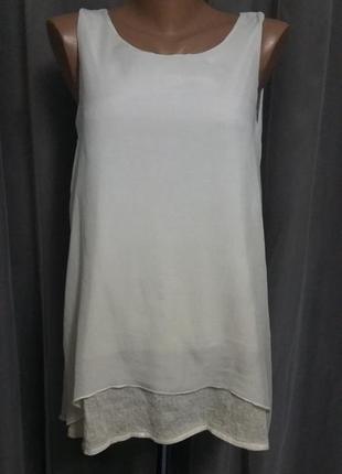 Нарядна блуза від німнцького бренду marc aurel.