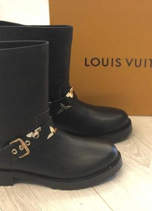 Сапоги louis vuitton