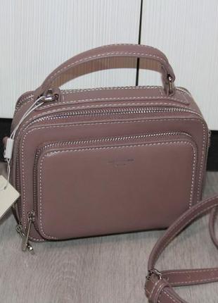 Стильная не большая сумочка - клатч от david jones