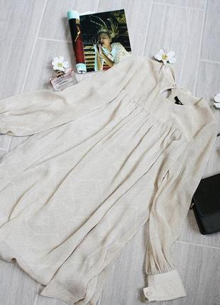 Воздушное платье/платье беби долл/сукня от h&m
