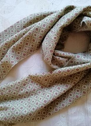 Fattori шерстяной шарф, италия