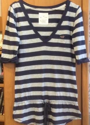 Модная футболка hollister
