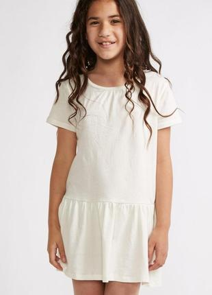 Платье летнее на девочку sugar squad