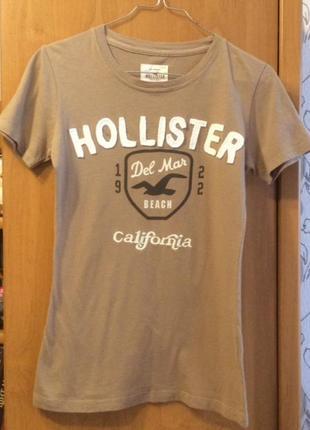 Оригинальная футболка hollister