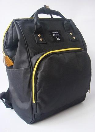 454dc1f713bd Сумка-рюкзак для мам anello, органайзер для мамы, стильный женский рюкзак