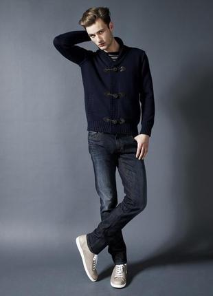 Мужские джинсы от известного бренда gap.  размер указан w 32 l 32,