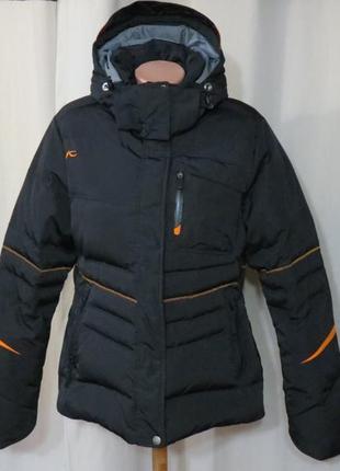 Куртка мембранная kjus размер 42 женская зимняя