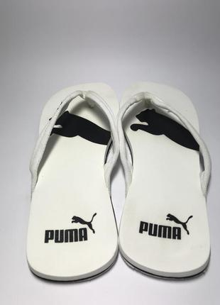 Женские шлепки шлепанцы сланцы вьетнамки puma