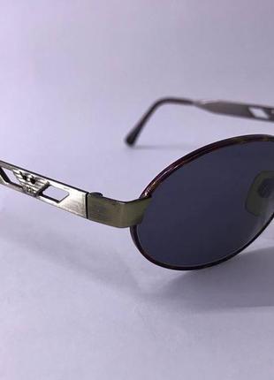 Винтажные солнцезащитные очки emporio armani