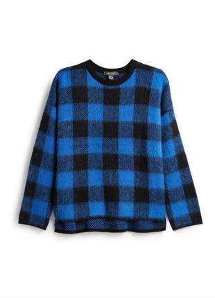Красивый новый свитер кофта джемпер 14-16р