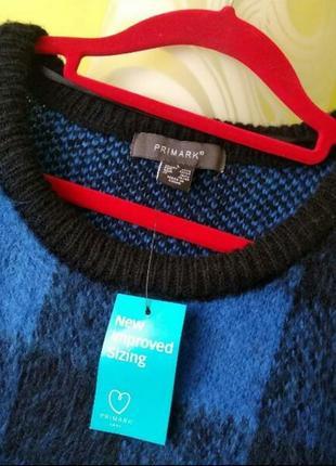 Красивый новый свитер кофта джемпер 14-16р3 фото