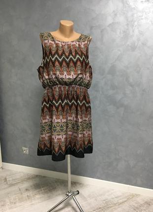 Літнє легке плаття