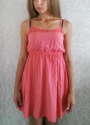 Легкое платье от h&m