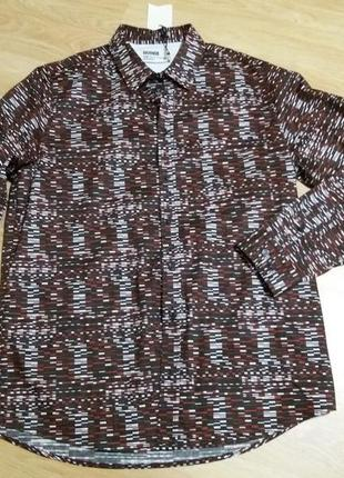 Крутая рубашка  brand 8