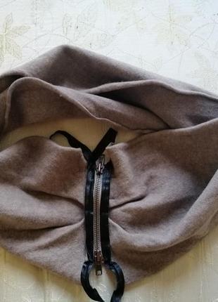 Liebeskind berlin шерстяной шарф, снуд