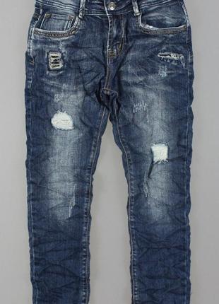Джинсовые брюки для мальчиков s&d