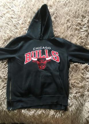 Кофта chicago bulls