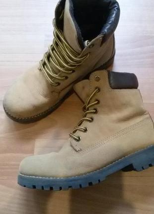 Супер крутые деми ботинки next 34,5 р по стельке 23 см1 фото
