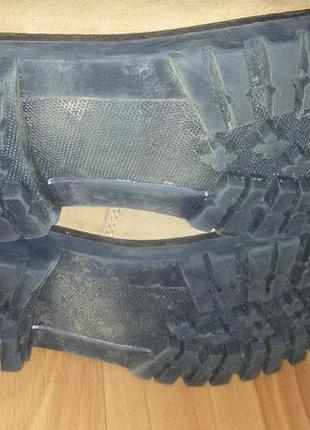 Супер крутые деми ботинки next 34,5 р по стельке 23 см4 фото