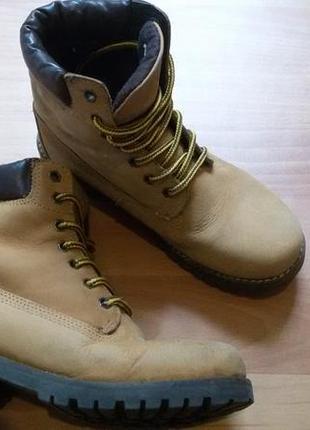 Супер крутые деми ботинки next 34,5 р по стельке 23 см2 фото