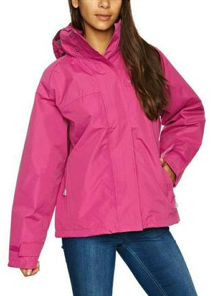 Ветро- и водонепроницаемая куртка trespass