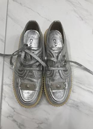 Туфли криперы chanel оригинал